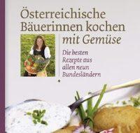 cover5 1 - Druckfrisch-gelesen: Österreichische Bäuerinnen kochen mit Gemüse