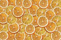 orange - Vanille-Orangen-Bad das beste Mittel gegen Stress