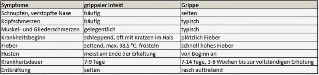 Grippe3 1024x241 - Übersicht von Heilkräuter bei Atemwegserkrankungen