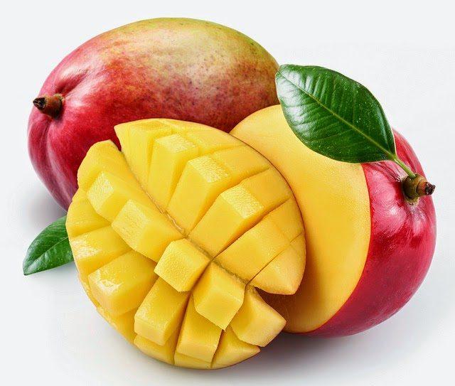 Mango- und Avocado - Waschmousse