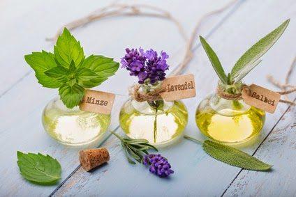 9 wichtigsten ätherischen Öl