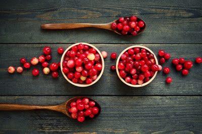 Fotolia 124059136 XS - Cranberries - Das Superfood für die kalte Jahreszeit