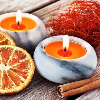 Fotolia 117827565 XS - Weihnachtsgeschenk zum selber machen: Wunderbare Orangen-Zimt-Kerzen