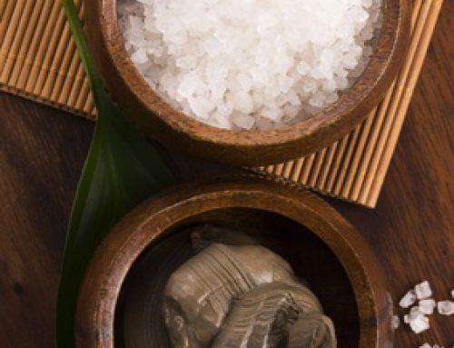 Salz vom Toten Meer und Schlamm – Zutaten für den perfekten Glow