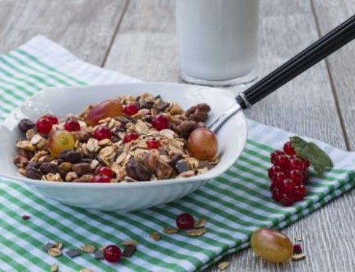 Sich mit der Ernährung auf den Winter vorbereiten