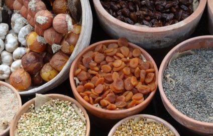 Vegane Lebensmittel mit hohem Eisengehalt