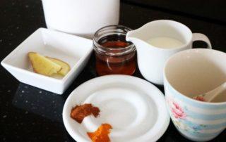 Tee gegen Winterblues