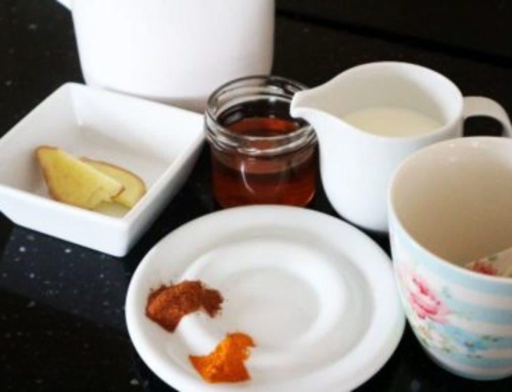Tee gegen den Winterblues