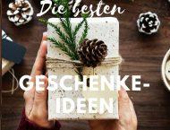 Weihnachtsgeschenke, die Sinn und Freude machen