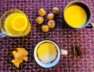 Drei wärmende Getränke – gesunde Kräuter- und Gewürz-Drinks