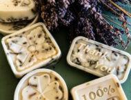 Gärtnerseife – Seife für Gärtnerhände selbstgemacht