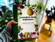 Buchverlosung – Gesundheit durch Heilkräuter von Richard Willfort