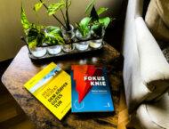 Buchverlosung: 2 Bücher rund ums Thema Sport und Knie!
