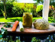 Suppenwürze selber machen – Rezept